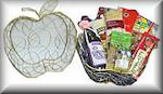 Apple Basket for Rosh Hashana