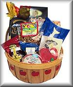Rosh Hashana Apple Basket
