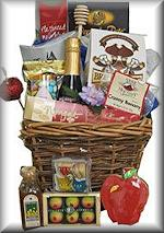 Rosh Hashana Royal Basket