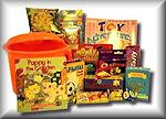 Rosh Hashana Toys Games & Fun for Kids